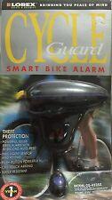 LOREX Cycle Guard Smart Bike Alarm-Theft Protection