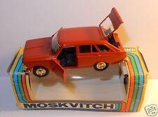 MOCKBUY MOSKVITCH MOSKOVICH 1500 STANDARD ROUGE RUSSE URSS USSR CCCP BOX A12