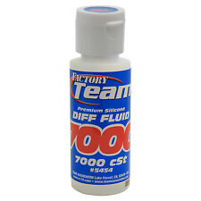 Team Associated 5454 7000cst Silicone Diff Fluid 2oz