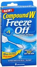 Compound W Freeze Off 8 Each (Pack of 2)