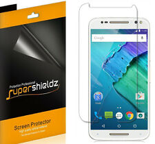 6X Supershieldz HD Clear Screen Protector For Motorola Moto X Pure Edition