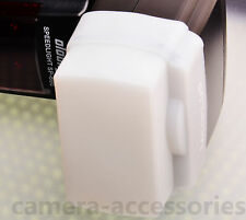 White Flash Domo Difusor Para Neewer / Godox Tt520 Sony F42am F58am Speedlite