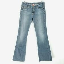 Lucky Brand Womens Size 16 Jeans Sweet N Low Flare Zipper Closure