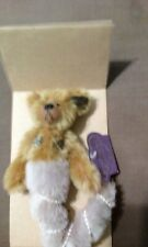 Annette Funicello 'Sandy the Bear Seahorse' New in Box with COA.