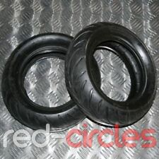 MINI MOTO TYRES (PAIR) - SIZE 90/65-6.5 FRONT AND 110/50-6.5 REAR