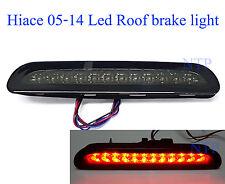 Smoked LED High Mounted Stop Brake Lamp for TOYOTA HIACE VAN 04-15 Tail lights