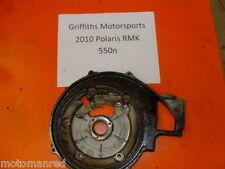 10 2010 POLARIS RMK 550N Trail 09 08 07 06 ENGINE SIDE CASE STATOR MOUNT HOUSING