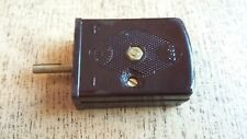 Vintage AGRO Bakelite 5 Amp Switch Connector Part