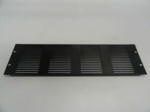Middle Atlantic Products VTP-3 Slotted Vent Panel (3 RU)