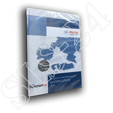TomTom FX 2017 OST EUROPA SD Card Navigation VW RNS 310 / Seat Media System 2.0
