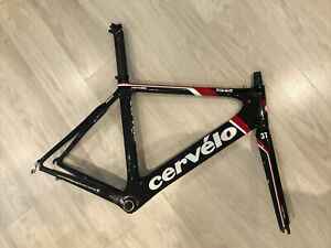 Cervelo S2 56cm Carbon Road Bike Frame Set