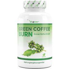 180 Kapseln Green Coffee Bean Extract 6000 mg Grüner Kaffee Diät Stark Fatburner