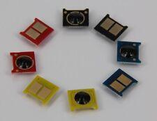 4pcs KCMY CC530A  Toner reset chips for HP CP2020/2025/CM2320, CRG-318(LBP7200/7
