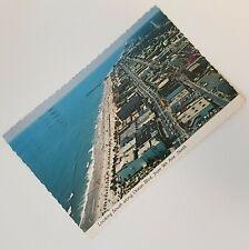 Vintage Myrtle Beach South Carolina Florida Ocean Boulevard SC Postcard 1980
