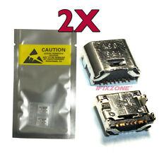 2 X New Micro USB Charging Port Samsung Galaxy Mega 5.8 Duos GT-i9150 i9152 USA