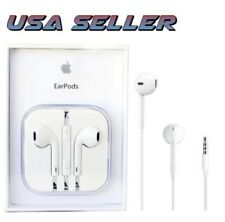 Apple original OEM EarPods-Headphones-for iPhone-6-5-4-iPod with Remote New