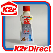 K2r Rust & Deodorant Stain Remover- A Fabric and Textile Cleaner - Rustiban