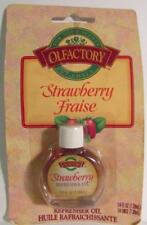 Olfactory Strawberry Fraise Potpourri Refresher Oil 1/4 fl oz Usa New Other