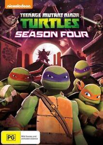 Teenage Mutant Ninja Turtles - Season 4 | Boxset DVD