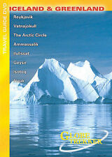 DVD: Globe Trekker: Iceland & Greenland, Ian Cross. Acceptable Cond.: Ian Wright