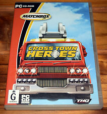 Matchbox Cross Town Heroes PC Game