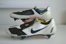 Nike Total 90 Laser ii Football Boots Size 12 FG White Rare T90