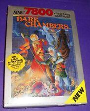 Dark Chambers  - Atari 7800 - New in Box - NIB!