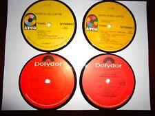 Eric Clapton - Record Album Coaster Set