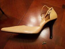 Aldo Women's Beige Sling Strap Stiletto Heel Size 10