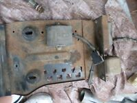 FIAT 124 SPIDER RARE EARLY RELAY PANEL ISOLA TORINO
