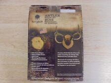 Walnut Grove Antler Mount Kit Solid American Oak  Satin Finish