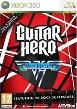 Guitar Hero Van Halen (microsoft Xbox 360)