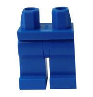 Lego Beine in blau für Minifigur 970c00 blaue Hosen Hose Neu