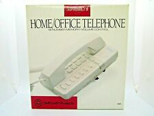 Supremacy Homeoffice Phone 13 Memory Telephone 850v Bellsouth Manual Amp Box