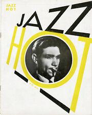 """""""JAZZ HOT N° 22 : Christian BELLEST (AVRIL 1948)"""