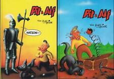 Pit & Alf, Bücher 1-5 (Z1), Hethke
