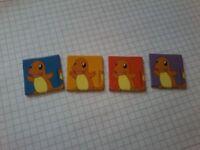 xxx  pokemon yahtzee junior Chips, Ersatz Ersatzteil - !!! nur Chips Glumanda !!