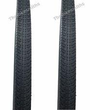2PAK Kenda Kwick Trax 700 x 28c Road Hybrid Bike Tires Anti Puncture Reflective