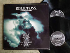 Reflections - 28 Romantic Pop Instrumental - Santana, Deodato, Eric Clapton -2LP