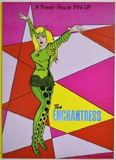 POWER PIN-UP Print - The ENCHANTRESS Vintage Art Marvel UK Distribution Thor