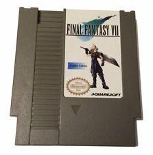 Final Fantasy 7 Vii Nes (English) Unreleased rom hackfor Nintendo Us Seller