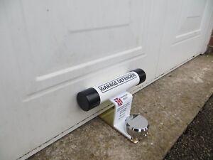 uk Door Defender Up And Over Garage Doors Complete With lock & Fixings security