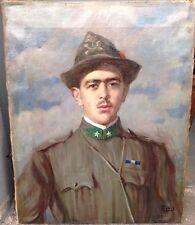 Gorgeous, Anselmo Bucci (1887-1955) Italian Painter - Oil on canvas - Alpine Sol