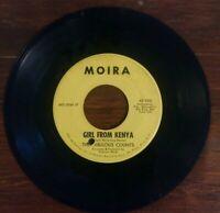 Funk 45 - Fabulous Counts - Jan Jan/Girl From Kenya - Moira - VG+ mp3