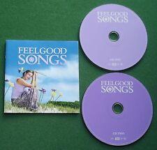 Feelgood Songs Queen Bowie Pilot Genesis Shalamar Blondie Snap Tams + 2 x CD