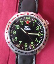 Reloj de pulsera EAGLEMOSS tanque ruso 1980s edición limitada de caballero