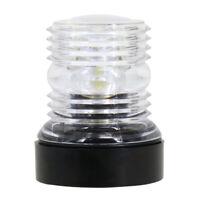 SDENSHI 12 Volt LED Boat Navigation Lights Port /& Starboard CHROMED Case 2 NM Approved