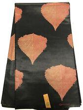 Fabulous African Ankara Print Fabric 6 Yards/Wax Prints - Black and Red