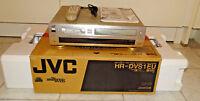 JVC HR-DVS1 miniDV- / S-VHS-Videorecorder in OVP sehr gepflegt, 2 Jahre Garantie