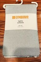 Gymboree Girls Sparkle Tights Gold or Silver NWT GYM10